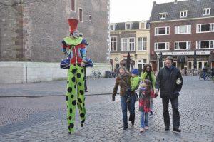 Circusartiest huren?